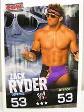 Slam Attax Evolution  #125 Zack Ryder