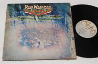 RICK WAKEMAN:LP-JOURNEY..1°PRESS ITALY 1974+INSERTO