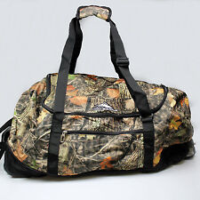 "NEW High Sierra Wheel N Go 30"" V2 Travel Duffle Bag Camo Lists @ $89.98"