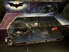 Batman The Dark Knight Movie Masters Bat Pod 2008 Mattel DC