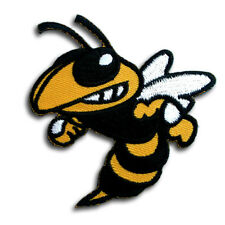 Angry Super Bee Hornet Patch Embroidered Iron on Car Dodge Biker Animal Mopar MC