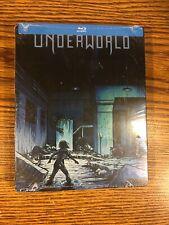 Underworld Blu-Ray Hd Steelbook Rare Limited Edition Horror Sci-Fi Movie New