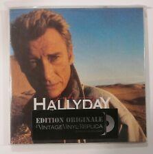 JOHNNY HALLYDAY GANG / VINYL REPLICA RARE CD NEUF