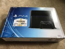 New Sealed Sony PlayStation 4 500gb Console PS4 System CUH-1115A