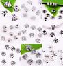 Wholesale Tibetan silver Spacer Loose Beads DIY Jewelry Findings Multiple styles
