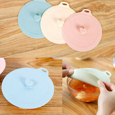 Kitchen Small Tool Silicone Bowls Cover Keep Food Fresh Stretch Suction Lids