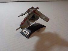 Star Wars Titanium Series REPUBLIC GUNSHIP Clone Wars Hasbro Galoob