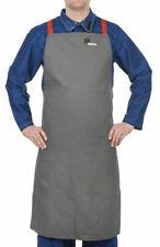Weldas Arc Knight Welding Bib Apron Heavy Duty Flame Retardant Cotton