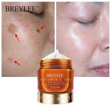 BREYLEE Vitamin C 20% VC Whitening Facial Cream Repair Fade Freckles Remove