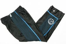 90s Vintage NIKE Basketball Popper Tracksuit Bottoms | Mens S | Trackies Poppers