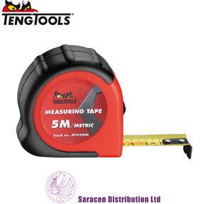 TENG 5 METRE METRIC MEASURING TAPE - MT05MM