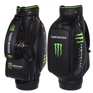 MONSTER GOLF TOUR STAFF BAG - Fully Customized with your name, logo and colors!