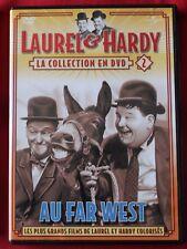 Laurel et Hardy, au Far West, DVD N° 2