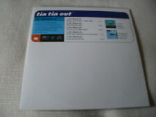 TIN TIN OUT - ALL I WANNA DO - 5 MIX HOUSE CD SINGLE