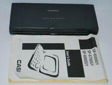 Diario Digital Casio SF-6500SY 128KB