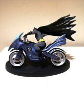 Eaglemoss Marvel DC Comics Batman and Batcycle Special