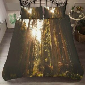 Ice Cream Security 3D Printing Duvet Quilt Doona Covers Pillow Case Bedding Sets