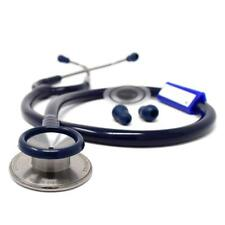 IndoSurgicals Silvery II-SS Stethoscope Blue best sound quality UK