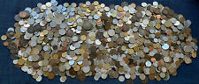 Over 9kg Kilos Mixed British and World Coins Job Lot Old and New. Free Delivery