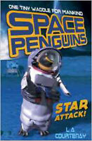 Star Attack! (Space Penguins), New, Courtenay, Lucy Book