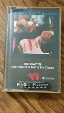 Eric Clapton - Time Pieces / The Best of Eric Clapton Cassette Tape