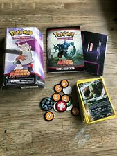 Pokemon TCG EX Team Rocket Theme Deck Jessie CIB (Excellent - NM/M cards)