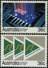 1987 Australia Day (MUH)