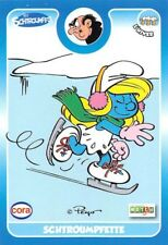 Card Playing Cora The Smurfs 2013 N° 42