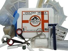 Vigilant Trails Pet First Aid Kit Stage-1 | Nose-to-Nail-to-Tail Care