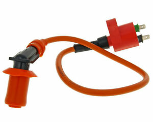 Peugeot Speedfight 2 100 WRC High Performance Racing 2 Pin HT Lead & Coil
