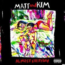 Matt & Kim - Almost Everyday [New CD] Explicit