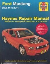 Repair Manual-GT Chilton 26609 fits 07-08 Ford Mustang