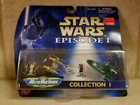 Star Wars Episode I Collection l  Micro Machines Vintage 1998