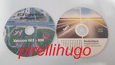 2017 Peugeot wipcom (RT3) CD Map Germany (Germany) Navi CD Update