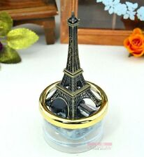Circle Wind Up music box & Eiffel Tower : LA VIE EN ROSE