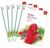 ABRSM Violin Exam Pieces 2016-2019 Grade 1,2,3,4,5 Part Only