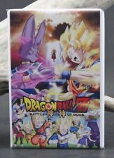 "Dragonball Z Battle of Gods Movie Poster 2"" X 3"" Fridge / Locker Magnet. Anime"