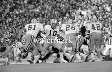 Lynn Dickey Green Bay Packers 35mm Football Negative Slide John Brockington