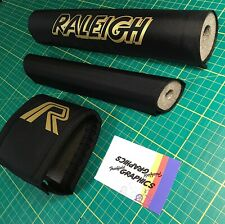 Raleigh Burner Padset INTERNATIONAL - Mag/Chrome/Super - Straight Bar pad 10.5