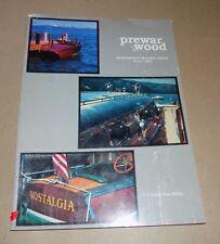 PREWAR WOOD - Speedboats of Lake Tahoe 1910-1941 - SIGNED !