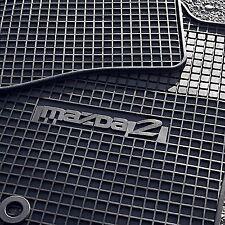 Genuine Mazda 2 2005-2007 Rubber Mats Rear