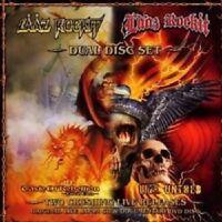 LAAZ ROCKIT - TASTE OF REBELLION & LIVE... CD + DVD NEW+