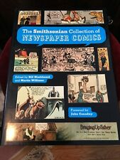 The Smithsonian Collection of Newspaper Comics Hard Cover Book Third Printing