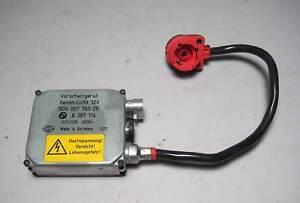 BMW E39 Xenon Headlight Ballast Control Unit Module Left Right 1999-2003 USED OE