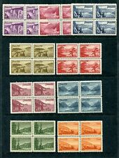 Russia 2272-2280 MNH $60.80 Michel 2300-2308 National Parks 1959 x17416