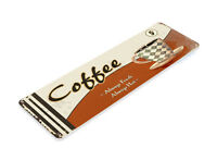TIN SIGN Coffee Always Fresh Sign Store Farm Shop Kitchen Bar Café A042