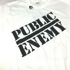 Supreme Undercover Public Enemy Blow Your Mind tshirt tee size Large L White NEW