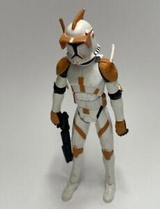 HASBRO Star Wars COMMANDER CODY (Clone Wars) LOOSE 2008