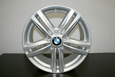 "1 x Genuine Original BMW 1 Series F21 F21 386 Styling 18"" Alloy wheel FRONT 7.5J"