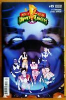 Mighty Morphin POWER RANGERS #15 (2017 Boom Studios Comics) ~ VF/NM Book